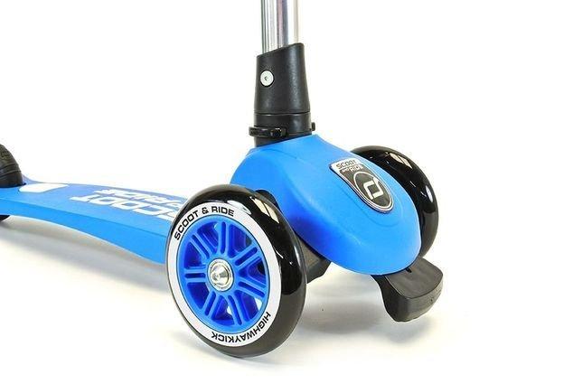 detskiy trehkolesniy skladnoy samokat ScoothRide Highwaykick 3 blue2